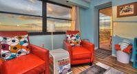 Picture Perfect and Colorful Beachfront Condo in Harbour Light Towers of Sand Key!