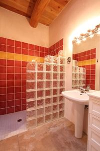 Taos condo rental - Bathroom