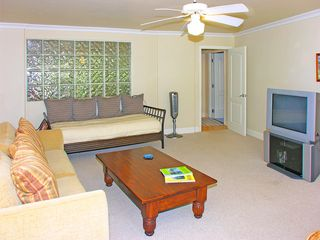 Princeville house photo - 5th Bedroom with X-Box 360, Queen sleeper sofa and twin daybed