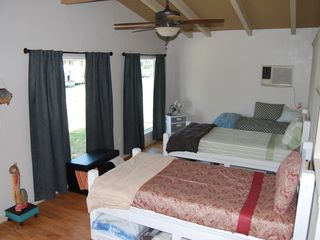 Rockport house photo - Wake up refreshed to the ocean views. Room sleeps 4/5