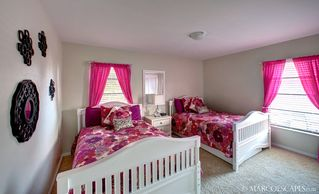 Vacation Homes in Marco Island house photo - Guest Bedroom Two, 2 Full Beds with a Single Twin