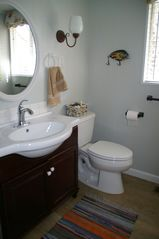 Conway chalet photo - Newly renovated bathroom