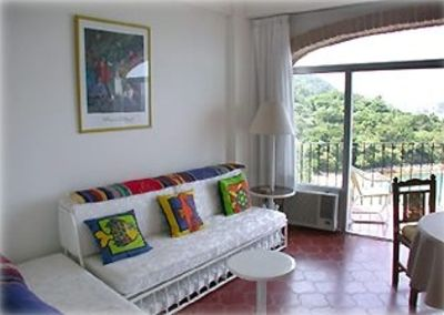 Puerto Vallarta condo rental - Living Room