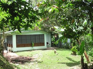 Utuado cottage photo - Main Family Cottage, sleeps 11 people, spring water, view of the river.