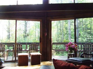 Ithaca lodge photo - Great Room/living room