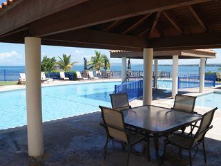 Cabo Rojo apartment photo - Another pool view.