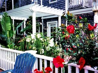P-TOWN'S BEST PATIO FOR PEOPLE WATCHING - Provincetown condo vacation rental photo