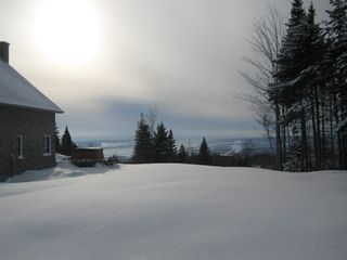 Mont Ste-Anne house photo - Winter