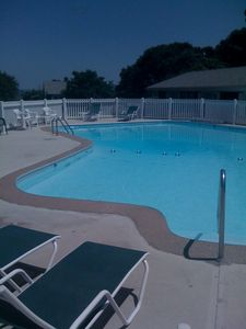 Vineyard Haven condo rental - Pool