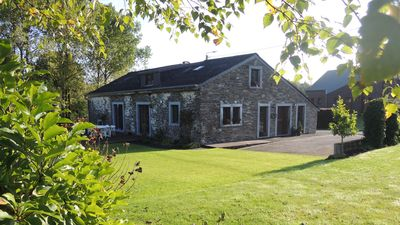 Holiday house 10-12 people. all comfort located as close to nature