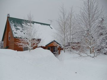 The Yellowstone Retreat, Winter 2010