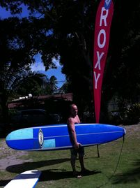 Book with us and we will put you in touch with a great nearby surf school