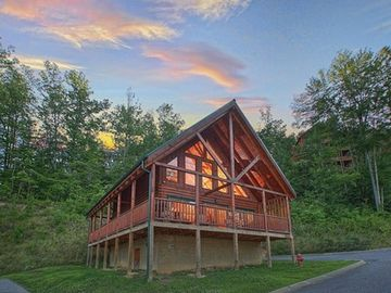 Pigeon Forge cabin rental - Victoria's Other Secret in SHERWOOD FOREST RESORT