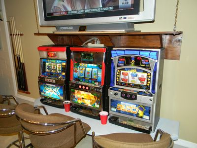 Slot Machines (for fun...)!