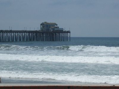 Located On Strand At Oceanside Pier
