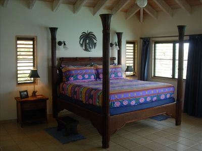 BALI KING 2 Master Suite with Kitchenette, Deck, Outdoor Oceanview Shower, VIEWS