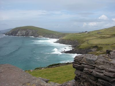 The nearest Beach at Slea Head.
