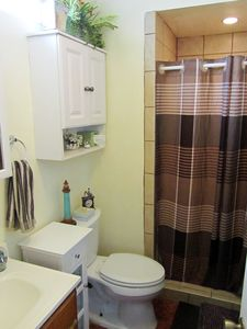 Ocean Beach bungalow rental - Bathroom