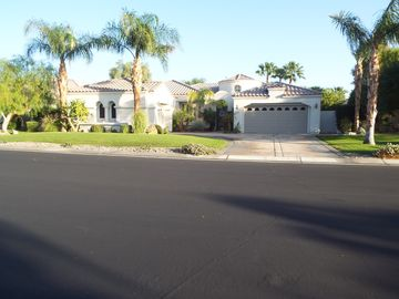 Cathedral City estate rental - Street View