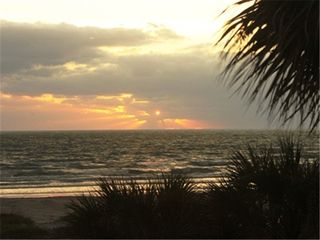 Morning has Broken..........Check out this view. - Cocoa Beach condo vacation rental photo