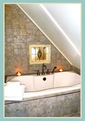 Courtenay house photo - Luxuriate in your 6' Soaker Tub