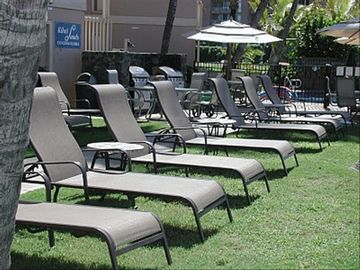 Loungers to get your tan on