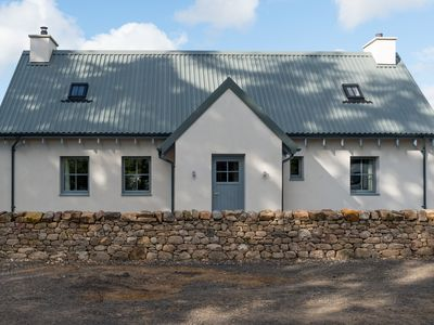 Boutique Style Eco Build Cottages Based on Traditional Croft House Design - Logies Crof tUnit 3606778