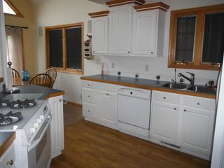 Muskegon cottage photo - Full kitchen