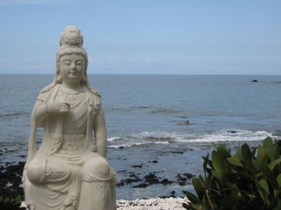 Visit Quan Yin at the Hilton