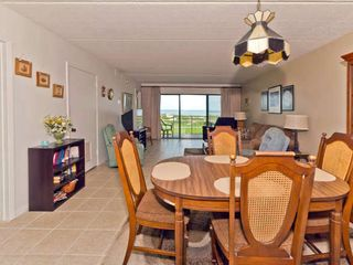 Fernandina Beach condo photo - Dining with a view