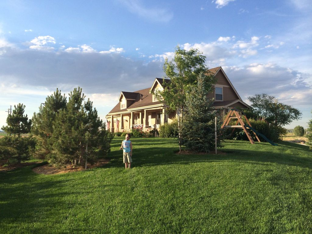 Fort collins vacation rental vrbo 670440 2 br front for Cabin rentals near fort collins colorado