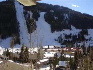 Taos Ski Valley condo photo - View from 2nd floor balcony