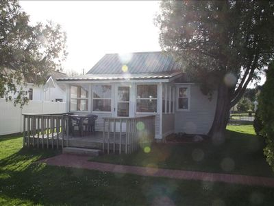 Cedar cottage rental
