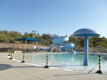 YMCA Community Pool - within walking distance