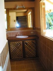 Puerto Viejo house photo - Guest bathroom