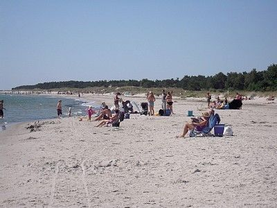 Simrishamn villa rental - The Beach. 150 meters from the house