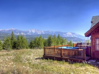 Big Sky house photo - Privacy and views!