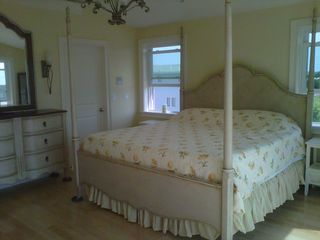 Charlestown cottage photo - .Master bedroom