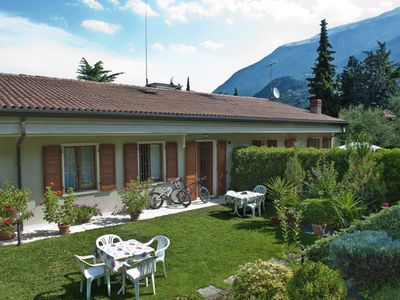 apartments in Malcesine 50m from beach, 2 bedrooms, from 50€ per night