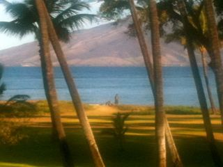 Kihei house photo - Taken From Lanai/ 2 Fishermen Facing W.Maui Mtn. 6 am