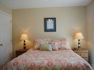 Holgate townhome photo - Master Bedroom with Queen size bed