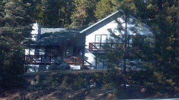 Lake Almanor house rental - Welcome to our home!