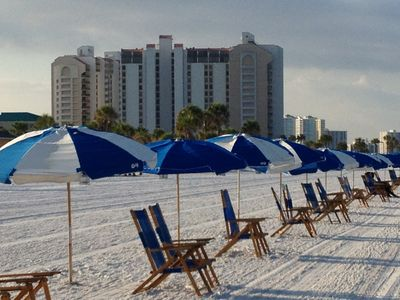440 West Condominiums sits right on the Gulf of Mexico and Clearwater Beach!