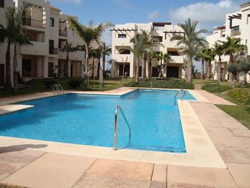 Roda apartment rental - Swimming Pool