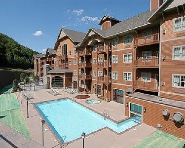 Full Access to the Mountain Club, with Indoor/Outdoor Pools and Hot tubs