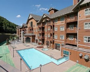 Hunter condo photo - Full Access to the Mountain Club, with Indoor/Outdoor Pools and Hot tubs