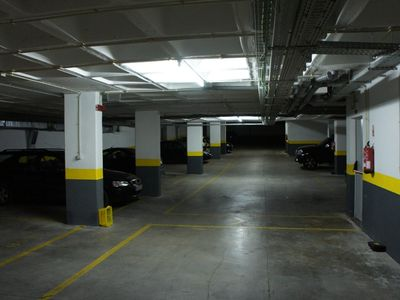 Estoril apartment rental - Secure Under-ground Car parking, with lift access