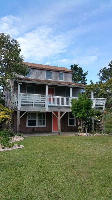 Oceanside beach cottage 4 br vacation cottage for rent in for Hatteras cabins rentals