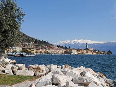 Trilocale Al Duomo - lakefront apartment in Salò, Lake Garda