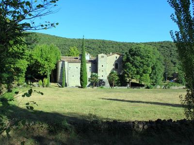 CASTLE Cevennes, a loft to rent,